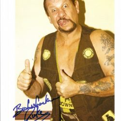 BUSHWACKER-LUKE