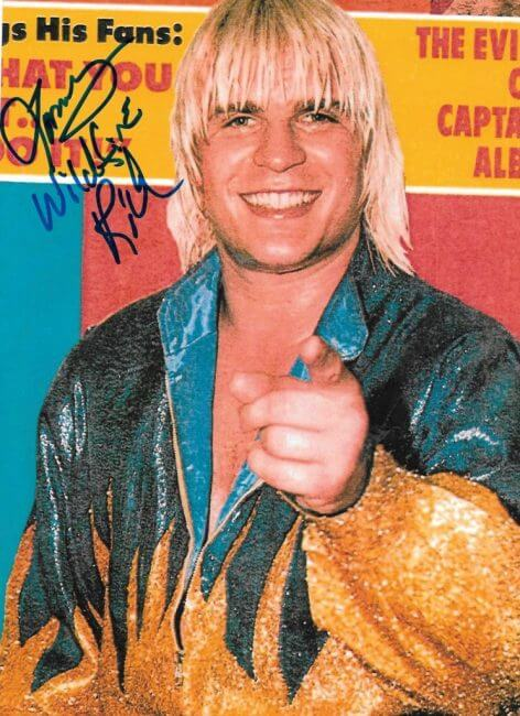 TOMMY RICH SIGNED 3