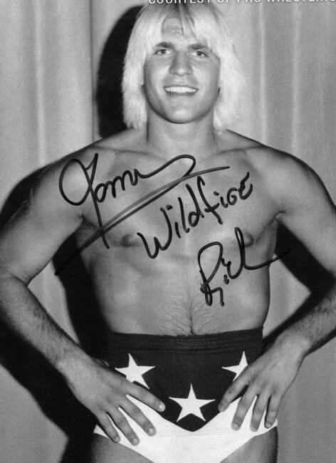 TOMMY RICH SIGNED 4