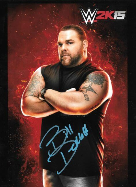 BILL DEMOTT SIGNED 1