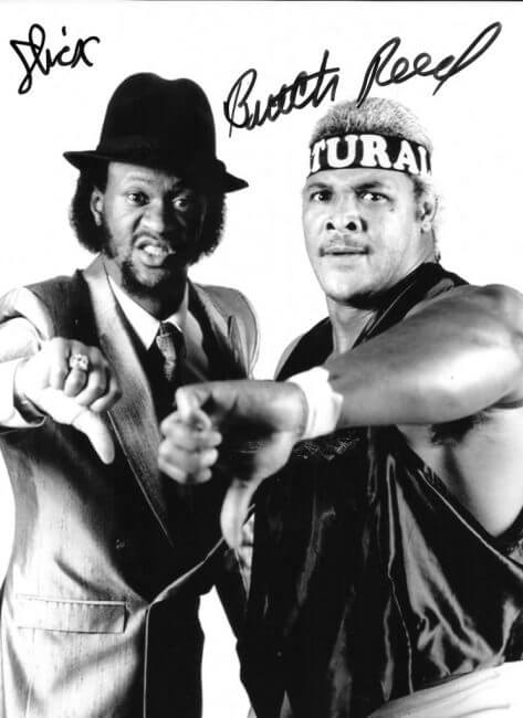 BUTCH REED AND SLICK SIGNED 1