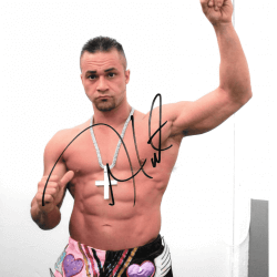 TEDDY HART SIGNED 2